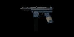 BLASTER 9MM SUBMACHINE GUN | Tijuana, Broken-In
