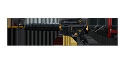 AMR-16 RIFLE | High Life , Battle-Worn