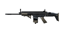 EAGLE HEAVY RIFLE | Caracara, Lightly-Marked, Stat Boost