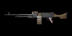KSP 58 LIGHT MACHINE GUN | Moctezuma, Lightly-Marked