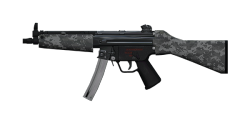 COMPACT-5 SUBMACHINE GUN | Nightstalker, Lightly-Marked