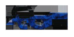 KOBUS 90 SUBMACHINE GUN   PIXELWAR, Battle-Worn