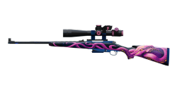 PLATYPUS 70 SNIPER RIFLE | Star Spawn, Lightly-Marked
