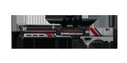 LEBENSAUGER .308 SNIPER RIFLE | M9 Shepard, Lightly-Marked, Stat Boost