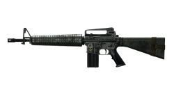 AMR-16 RIFLE | Born to Steal, Well-Used