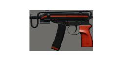COBRA SUBMACHINE GUN | Tor-999, Lightly-Marked