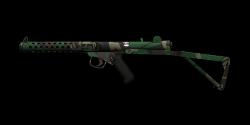 PATCHETT L2A1 SUBMACHINE GUN | The Drop Buddy, Broken-In