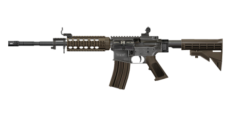 CAR-4 RIFLE | Special Force, Lightly-Marked
