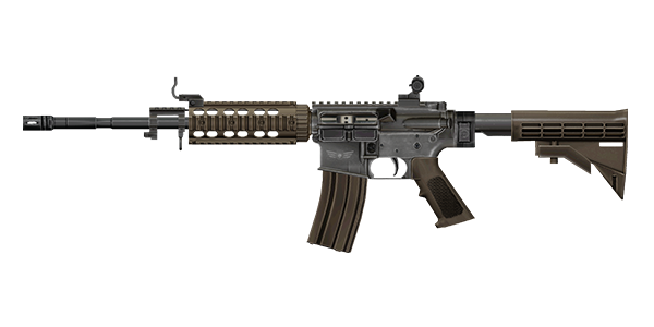 CAR-4 RIFLE | Special Force, Well-Used