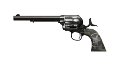 PEACEMAKER .45 REVOLVER | Uncle Sam's Party, Broken-In, Stat Boost