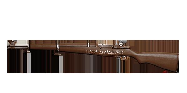 GALANT RIFLE | This Rifle, Battle-Worn