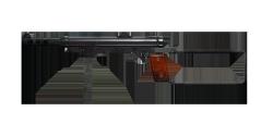 SWEDISH K SUBMACHINE GUN | Copper Green, Battle-Worn, Stat Boost