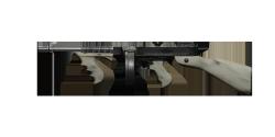 CHICAGO TYPEWRITER SUBMACHINE GUN | Pallido Madre, Broken-In