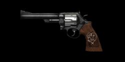 CASTIGO .44 REVOLVER | Clyde, Well-Used