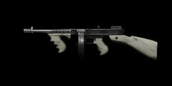 CHICAGO TYPEWRITER SUBMACHINE GUN | Pallido Madre, Mint-Condition