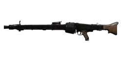 BUZZSAW 42 LIGHT MACHINE GUN | Corrosive Blossom, Well-Used