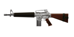 AMR-16 RIFLE   The Bear, Lightly-Marked