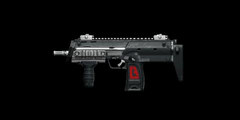 SPECOPS SUBMACHINE GUN | LAZARUS ARMS, Broken-In