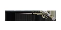 MOSCONI 12G SHOTGUN | Wolfpack, Broken-In
