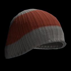Red Beenie Hat