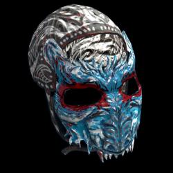 Frostwulf Mask