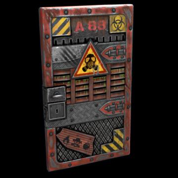 Toxic Door