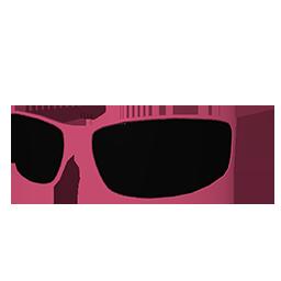 Skin Pink Biker Shades C5电竞