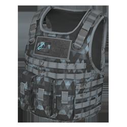 Skin: Tech Tactical Body Armor
