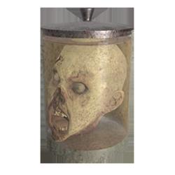 Preserved Zombie Head Recipe