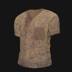 Funky Surgeon's Scrub Shirt