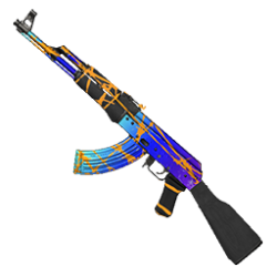 Skin: Wildstyle AK-47
