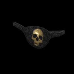 Dread Pirate Eyepatch
