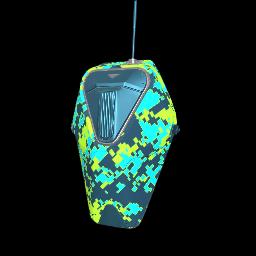 Hard Lime Military Backpack