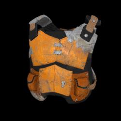 Hazard Makeshift Armor