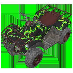 Toxic ATV