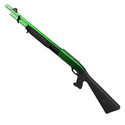 Green Dawn Riot Shotgun