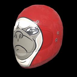 ANGRYPUG Motorcycle Helmet