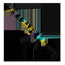 (含特效)Season 2 Showdown AR-15