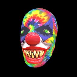 Ravenous Clown Mask
