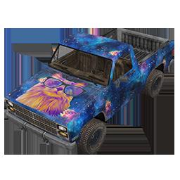 Neko-chan Pickup Truck