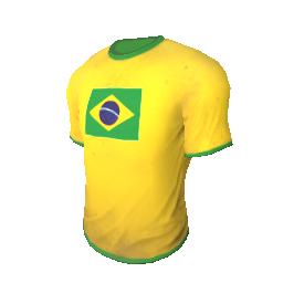 Team Brazil T-Shirt