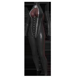 Vixen Black Suit