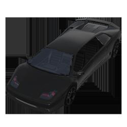 Midnight Black Racer