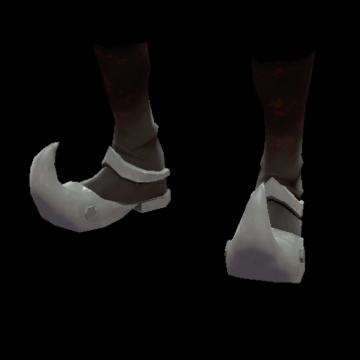 阿里巴巴的尖头靴