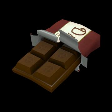 达勒克斯巧克力块