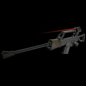 经典狙击步枪
