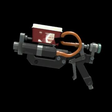 过载注射枪