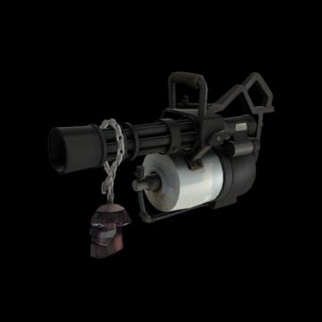 疏若陌路 碳钢机器人毁灭者转轮机枪 Mk.I