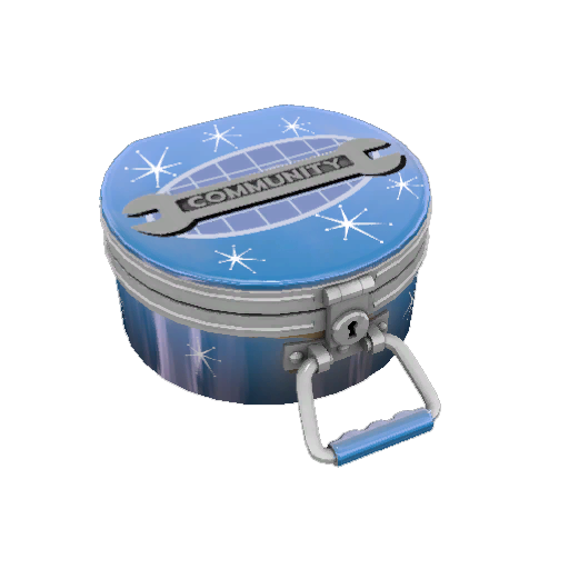 Blue Moon Cosmetic Case