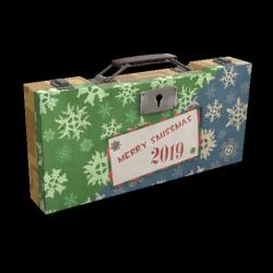 Winter 2019 War Paint Case